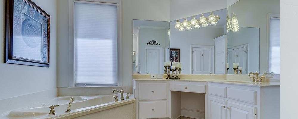 Fenêtre salle de bain opaque